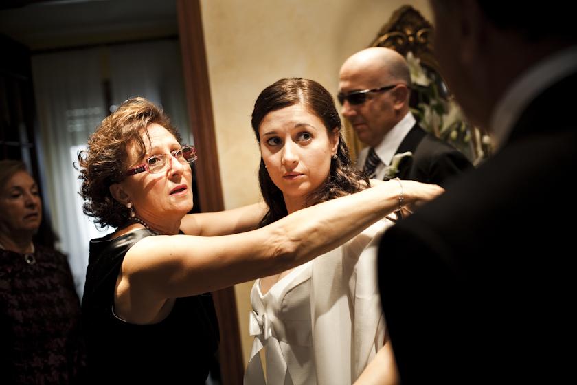 preparazione sposa matrimonio