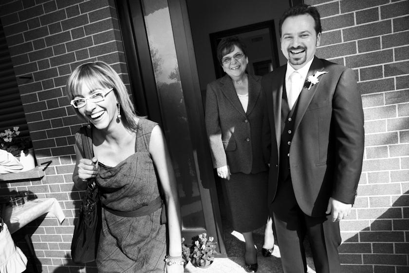 invitati matrimonio foto