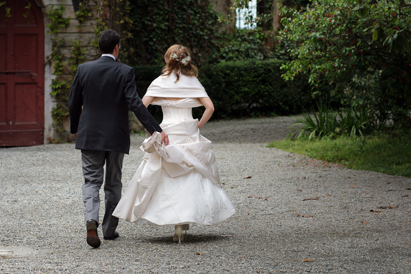 sposi san sebastiano po parco