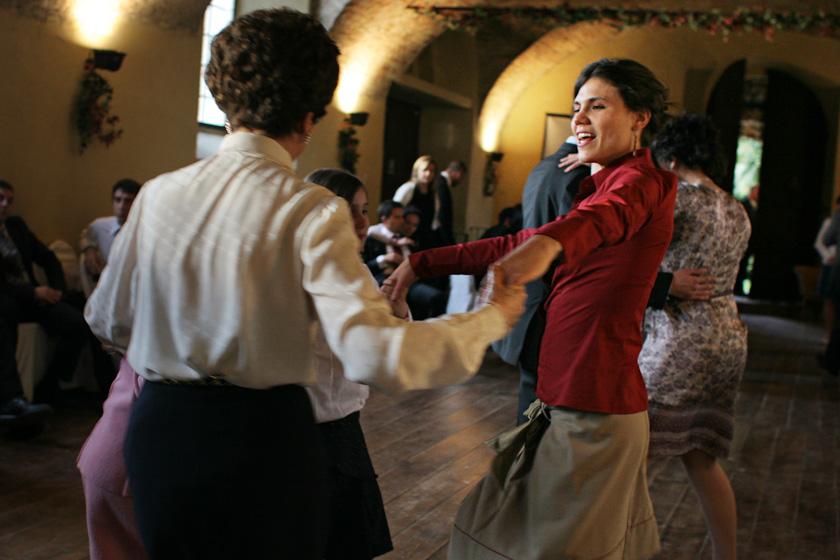 ballo matrimonio torino