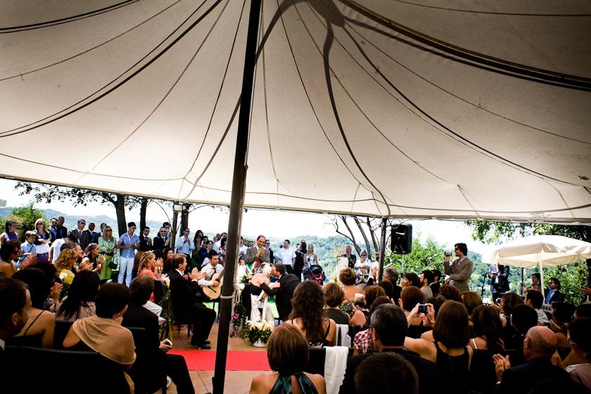 cerimonia nozze torino parco