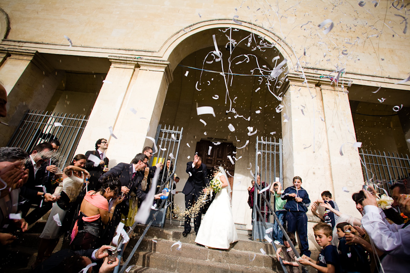 lancio del riso cerimonia matrimonio vercelli