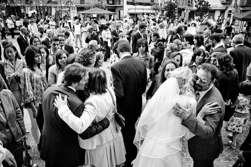 foto partecipazioni invitati matrimonio