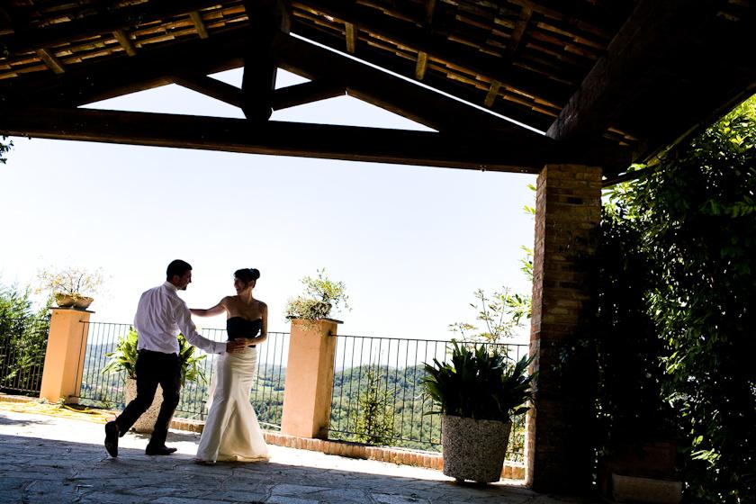 sposi e viaggio di nozze