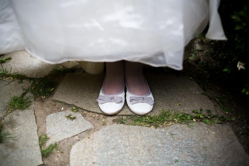 foto ciabatte sposa