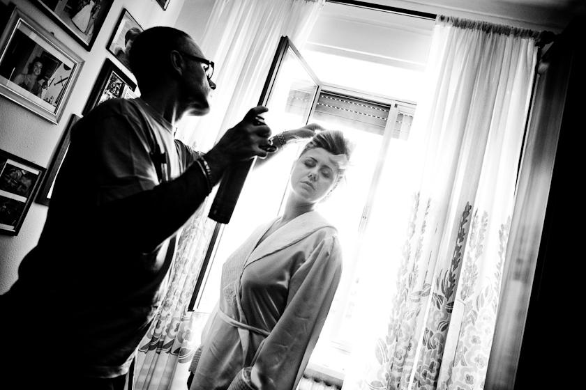 foto parrucchiere matrimonio torino