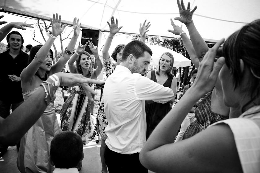 foto ballo festeggiamenti matrimonio