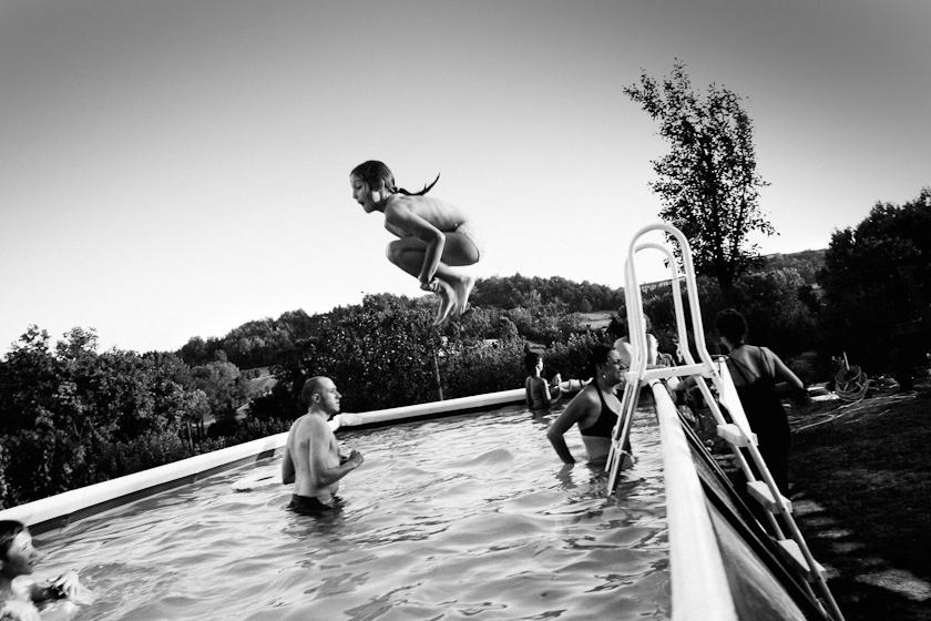villa matrimonio con piscina