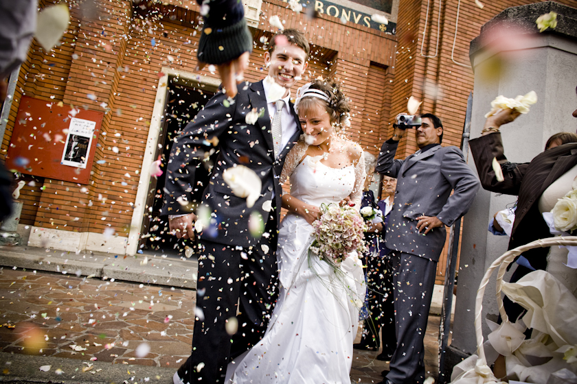 fotografie matrimonio riso