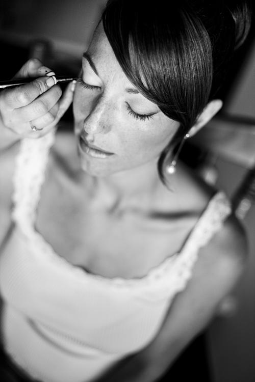foto makeup matrimonio