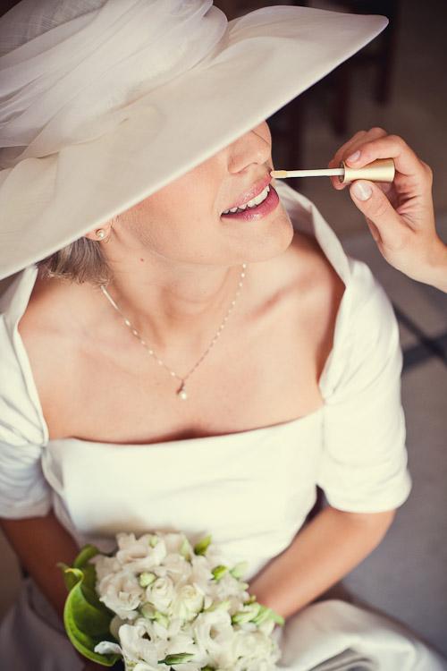 cappello sposa