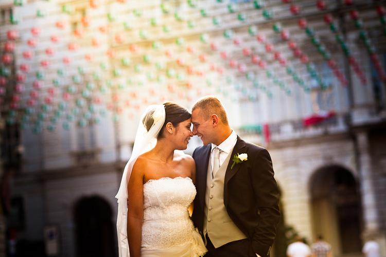SOAD E FABIO | Matrimonio Torino Sala Marmi
