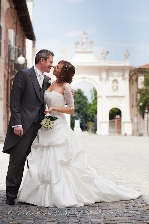 ritratto sposi cherasco