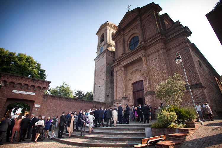 matrimonio pecetto torinese