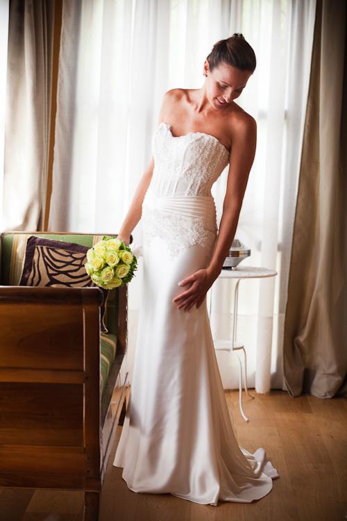 vestito sposa pignatelli