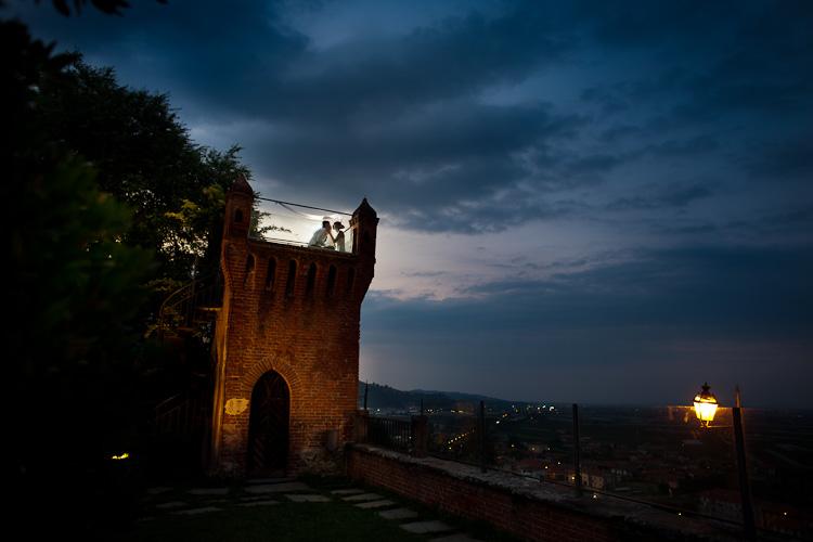 wedding castello rosso