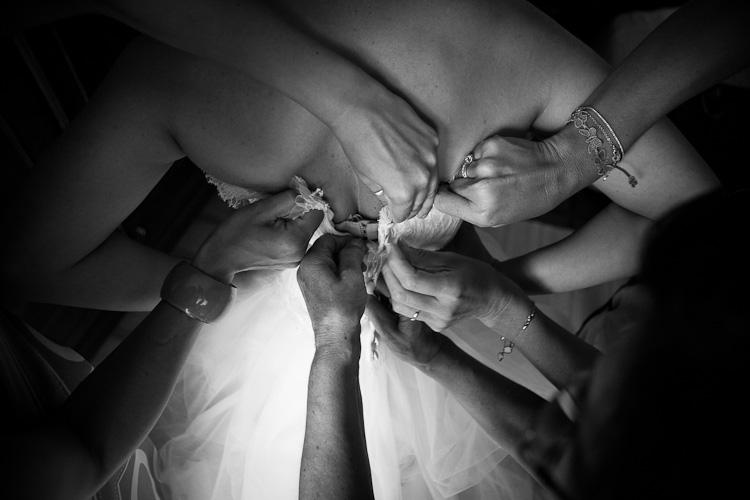 preparazione sposa torino