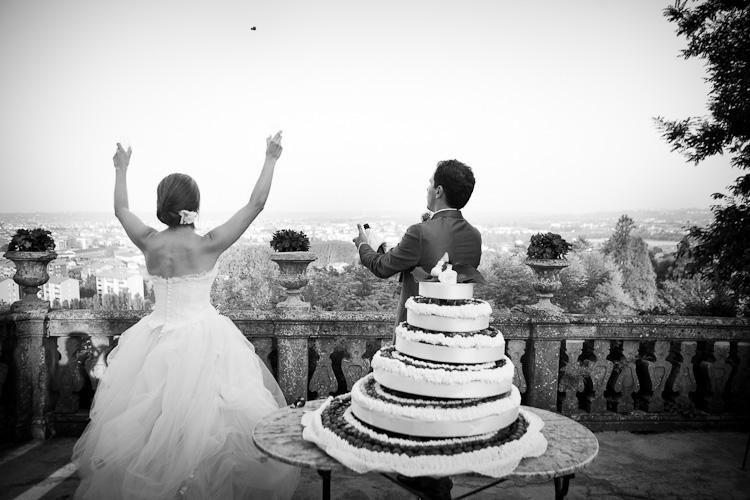 matrimonio villa basinetto