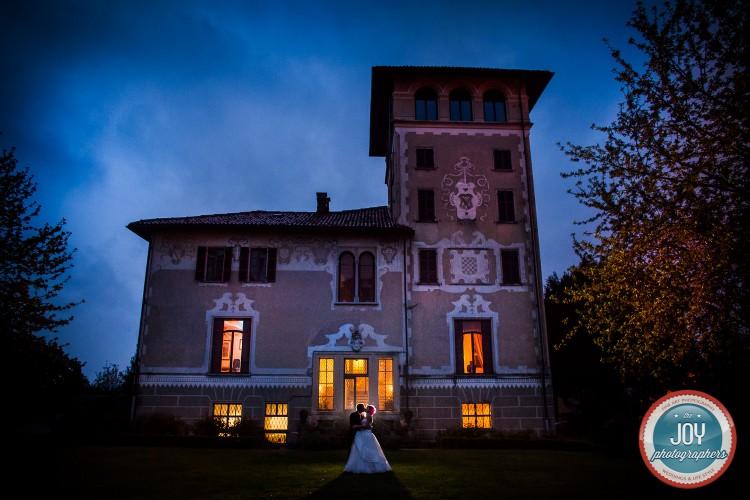 Noriko + Santino | Castello di Mercenasco