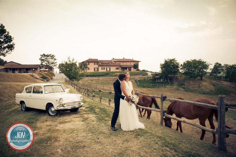 Elisa e Stefano | Tenuta la Felicina