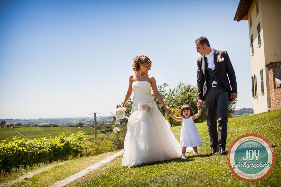 Agriturismo la Piazza Costigliole d'Asti Matrimonio
