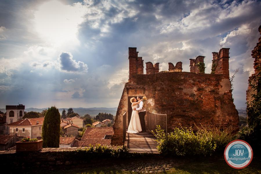 Chiara & Ivano | Castello di Moncrivello
